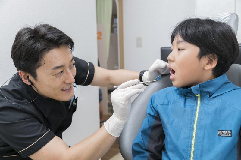 お子さんが安心して治療を受けるために取り組んでいること