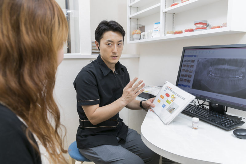 インプラント治療のリスク